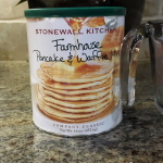 Stonewall Kitchen Farmhouse Pancake Mix